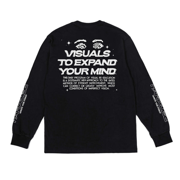 Eyesight Longsleeve - Black