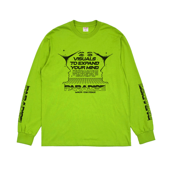Eyesight Longsleeve - Green