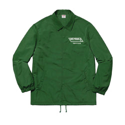 Emergency Coach Jacket - Green