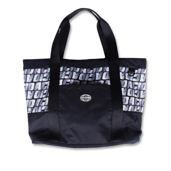 Acid Tote Bag - Black