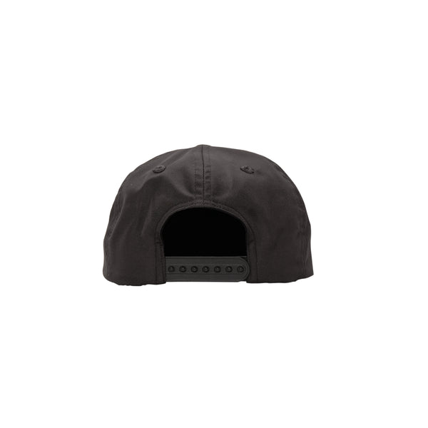Nuclear Taslan Sports Cap - Black