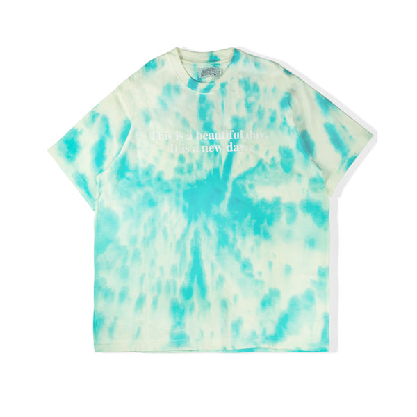 New Day Tie Dye - Blue