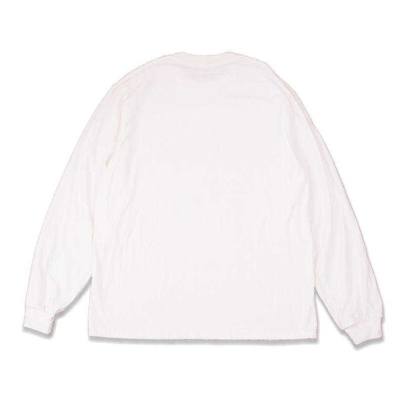 Biological Factory Longsleeve - White