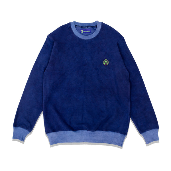 The Regulator Crewneck - Blue