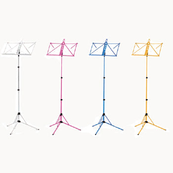 8502 Anodized Aluminum Music Stand