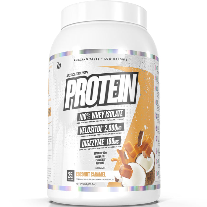PROTEIN 100% WHEY ISOLATE