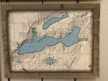 Custom Lake Geneva Map
