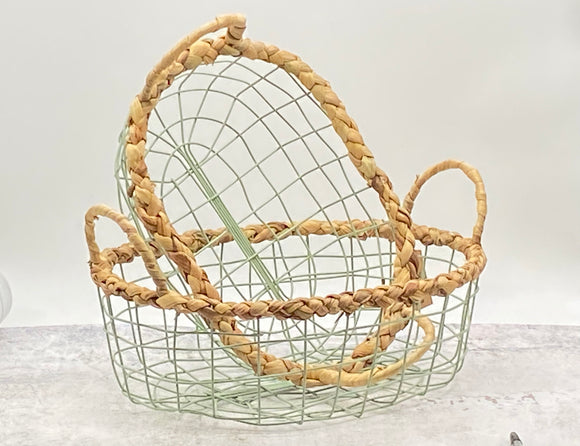 Green Basket 2 Sizes