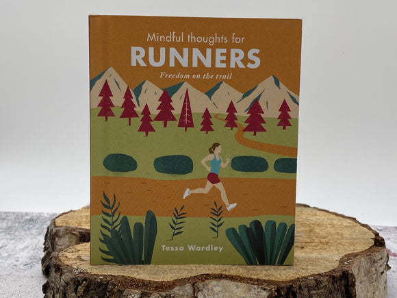 Mindful Thoughts for Runners Book