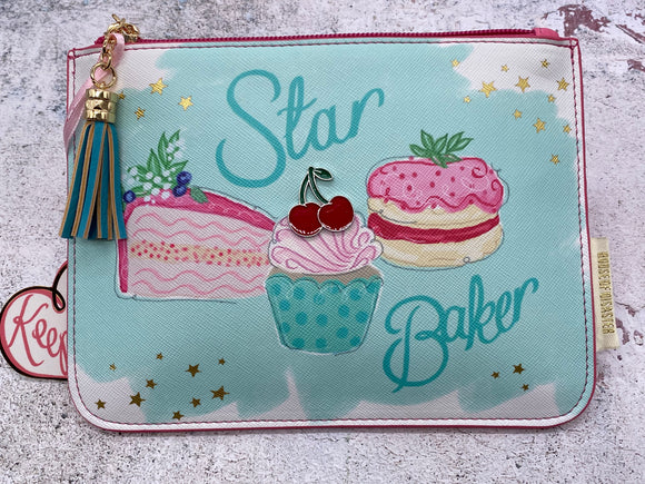 Star Baker Pouch/Purse