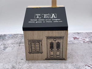 House Tea Box