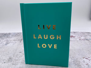 Live, Laugh, Love Book