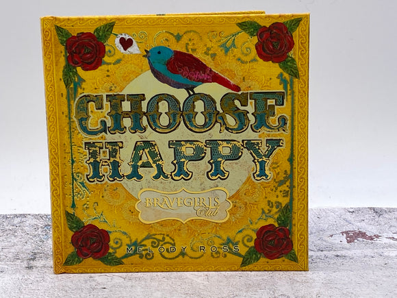 Choose Happy Book