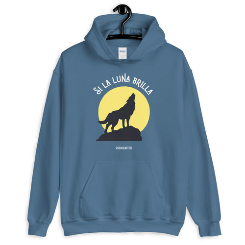 Sudadera LOBO - Rock Quotes