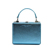 Load image into Gallery viewer, MINI KENDRICK TRUNK | METALLIC BLUE