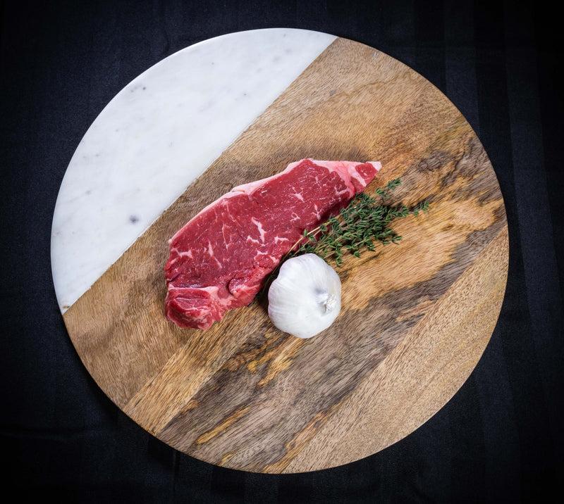 NEW YORK CUT STRIPLOIN STEAK