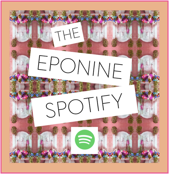 INTRODUCING > THE EPONINE SPOTIFY