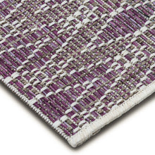 Load image into Gallery viewer, Carpet Harlequin Plum