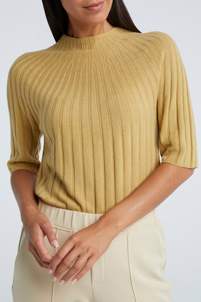 Fancy vertical stitch sweater