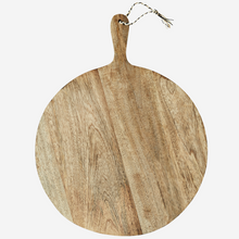Load image into Gallery viewer, Round Chopping board