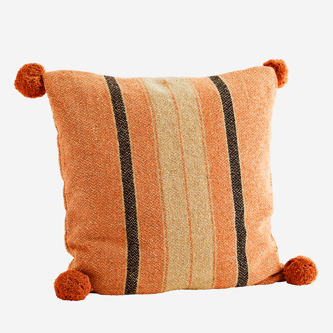 Cushion cover stripes