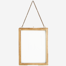 Load image into Gallery viewer, Hanging photo frame