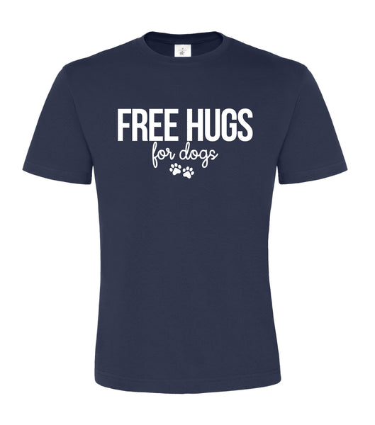 Free Hugs (for dogs) Unisex T Shirt
