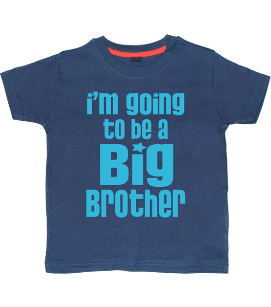 I'm Going to Be a Big Brother Children's T-Shirt