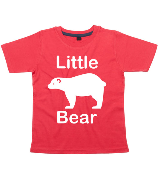 Little Bear Childrens T-Shirt