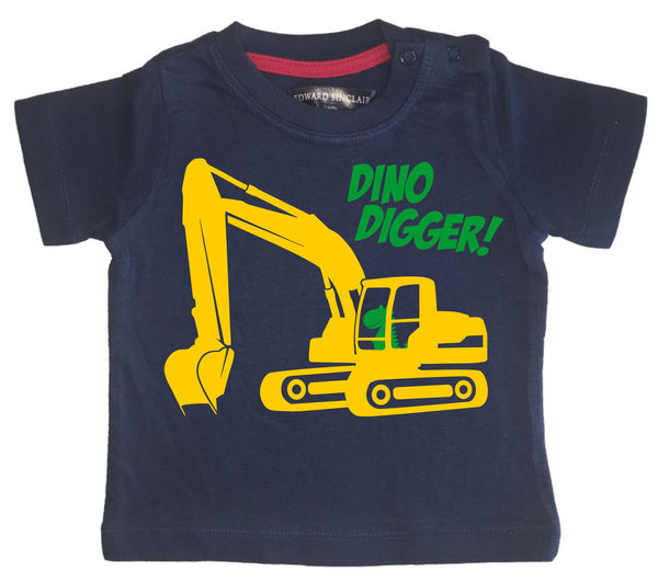 Dino Digger! Children's T-Shirt