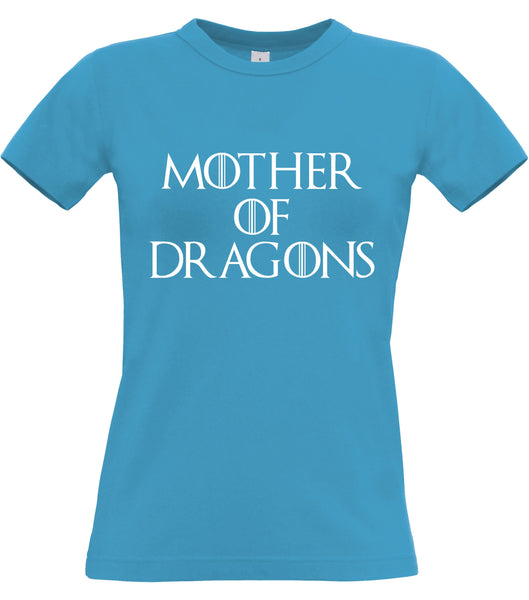 Mother of Dragons Women's Fitted T-Shirt
