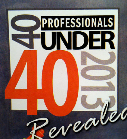 40 Professionals Under 40 Southeast Texas