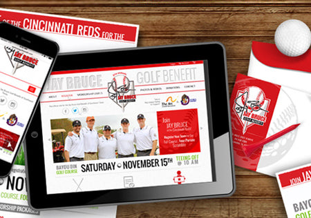 Jay Bruce Golf Benefit Design