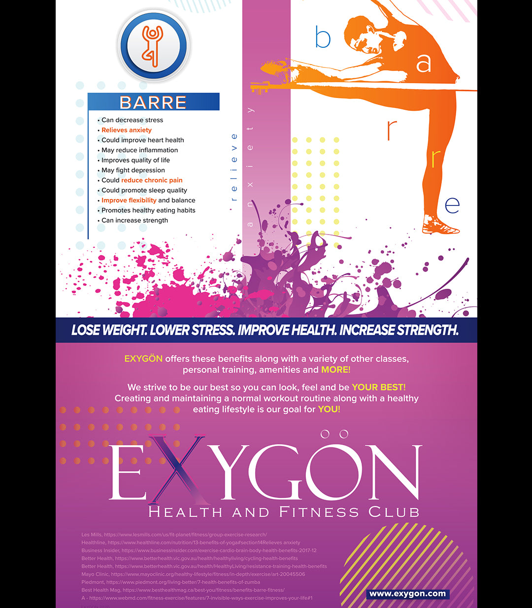 Exygon Health and Fitness Club