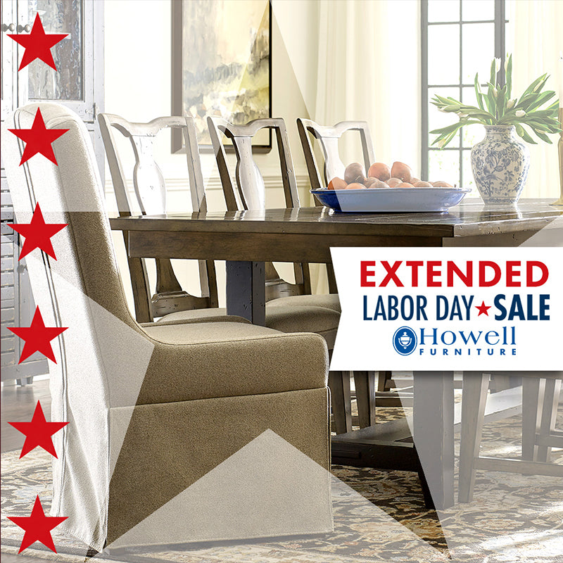 Howell Furniture Labor Day Sale Ad