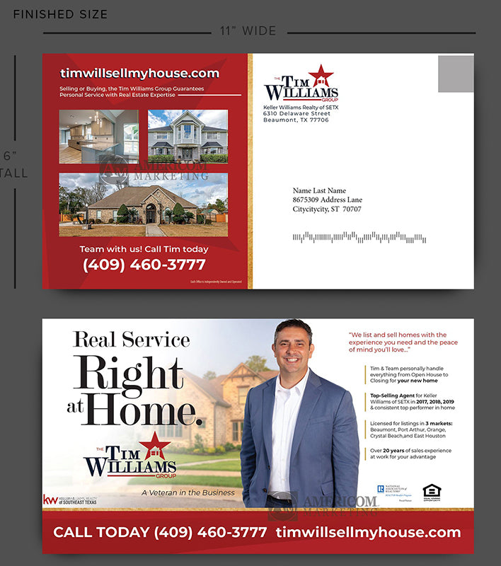 Tim Williams Beaumont, TX Real Estate