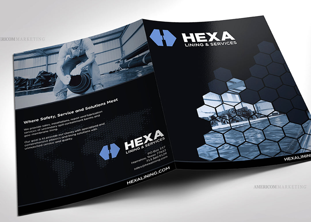 HEXA Lining and Services Print