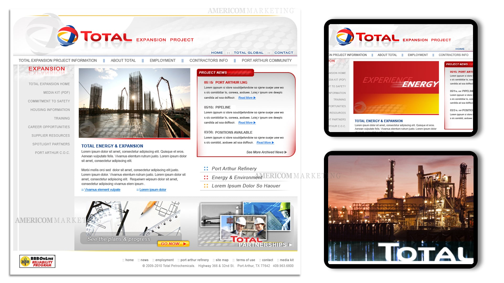 Total Expansion Project