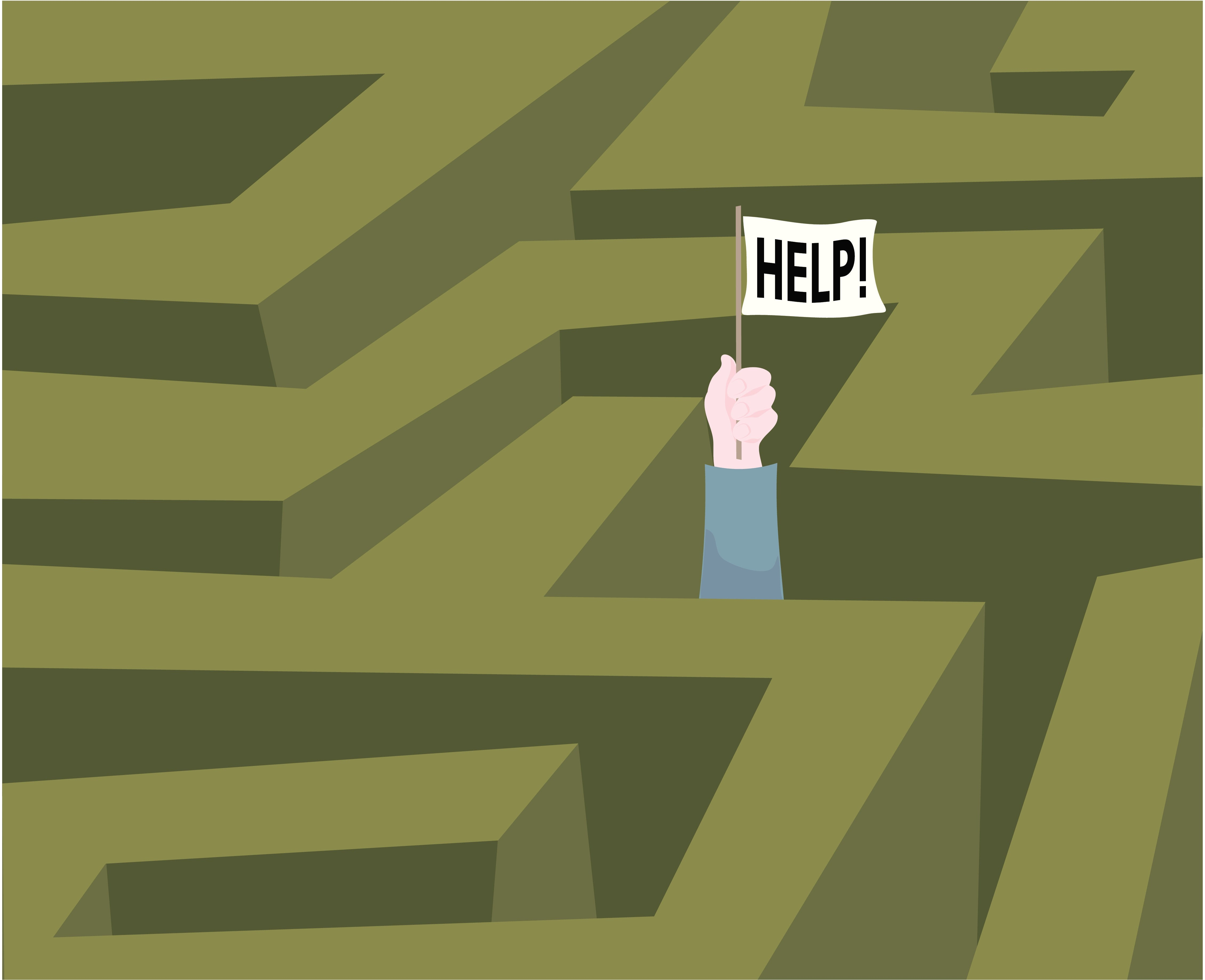 Asking for help in the maze that is SEO