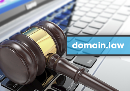 ICANN Introduces new .law domains