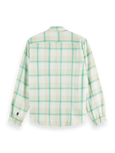 Charger l'image dans la galerie, CHEMISE RELAXED TENCEL - SCOTCH AND SODA