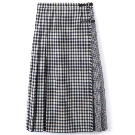 【Special Price】Summer Quilt Skirt<br>サマーキルトスカート