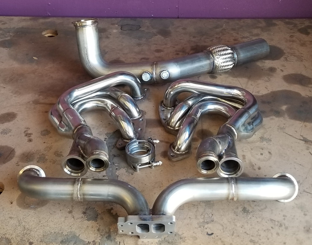 Z31 equal length tubular headers