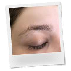 so henna, brow henna, henna brows, before and after brow henna, brow supplies, eyebrow supplies