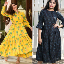 Load image into Gallery viewer, Pack Of 2 Designer Kurties