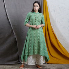 Load image into Gallery viewer, Pack Of 2 Embroidered Kurtis
