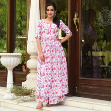 Load image into Gallery viewer, Combo Of 2 Designer Cotton Kurtis