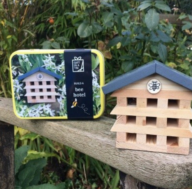 Build Your Own Bee Hotel