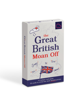 Great British Moan Off Game