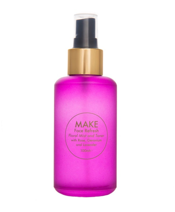 MAKE Face Refresh - Mist and Toner